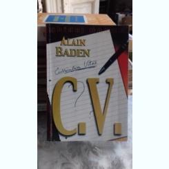 GHIDUL BADEN. CV/Curriculum Vitae - ALAIN BADEN