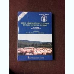 GHIDUL INTREPRINZATORULUI AGRICOL DIN TARA HATEGULUI-RETEZAT - ION OTIMAN