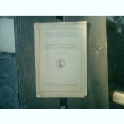 Glosar de cuvinte din judetul Valcea - G. F. Ciausanu