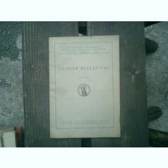 Glosar dialectal - Petre Coman