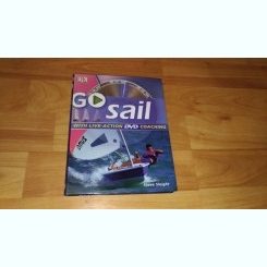 GO SAIL (WITH LIVE -ACTION DVD COACHING)-STEVE SLEIGHT