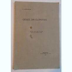 GRAIUL DIN CLOPOTIVA de M. GREGORIAN 1937