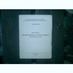 Graiurile bufenilor din Clisura Dunarii - Marin Petrisor