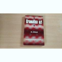 GRAMATICA AZI-AL. GRAUR