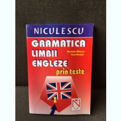 Gramatica Limbii Engleze prin teste - Alexandra Mihaescu, Elena Rieswick
