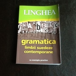 Gramatica limbii suedeze contemporane