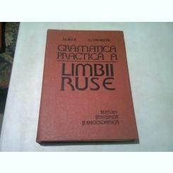 GRAMATICA PRACTICA A LIMBII RUSE - M. BUCA