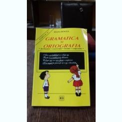 GRAMATICA SI ORTOGRAFIA - IOANA PENCEA   CLASELE III-IV