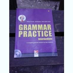 GRAMMAR PRACTICE INTERMEDIATE - HERBERT PUCHT
