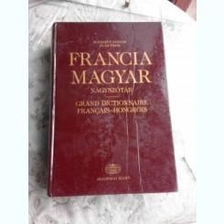 GRAND DICTIONNAIRE FRANCAIS HONGROIS - ECKHARTDT SANDOR