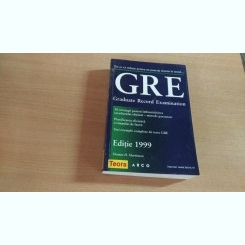 GRE-GRADUATE RECORD EXAMINATION--THOMASH.MARTINSON