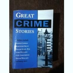 GREAT CRIMES STORIES - JOSEPH CONRAD & CO
