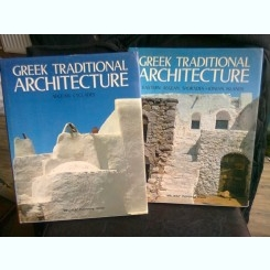 Greek Traditional Architecture    2 Volume