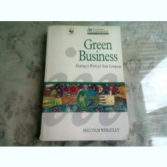 Green business - Malcolm Wheatley   (O afacere verde)