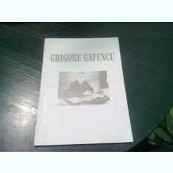 GRIGORE GAFENCU - EDITOR NICOLAE PETRESCU