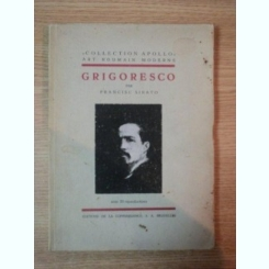 GRIGORESCO par FRANCISC SIRATO, COLLECTION APOLLO