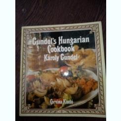 Gundel's Hungarian Cookbook - Karoly Gundel