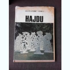 HAJDU - ALEXANDRU CEBUC  (ALBUM)