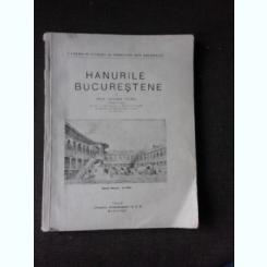 HANURILE BUCURESTENE - GEORGE POTRA