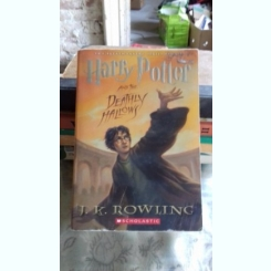 HARRY POTTER AND THE DEATHLY HALLOWS - J.K. ROWLING  (HARRY POTTER ȘI TALISMANELE MORȚII)