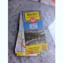 HARTA RUTIERA, INDEX STRAZI, ORAS BERLIN
