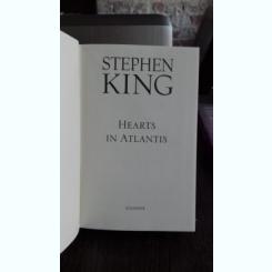 HEARTS IN ATLANTIS - STEPHEN KING   (INIMI IN ATLANTIS)