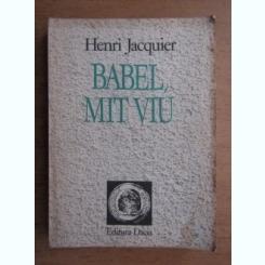 Henri Jacquier - Babel mit viu