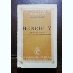 HENRIC V - SHAKESPEARE