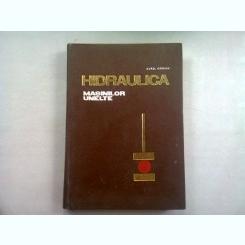 HIDRAULICA MASINILOR UNELTE - AUREL OPREAN