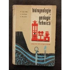 HIDROGEOLOGIE SI GEOLOGIE TEHNICA - M. CROITORU