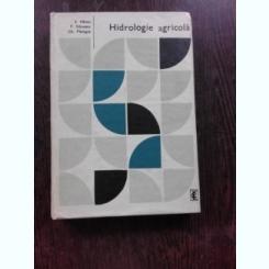 HIDROLOGIE AGRICOLA - S. HANCU
