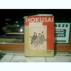 Hokusai Painting Drawings and Woodcuts - J. Hillier