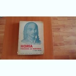 HORIA -PROCESUL SI MARTIRIUL- IOAN FRUMA