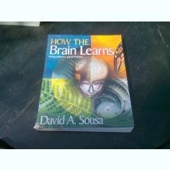 HOW THE BRAIN WORKS - DAVID A. SOUSA  (CARTE IN LIMBA ENGLEZA)