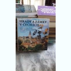 HRADY A ZÁMKY V ČECHÁCH - VILEM HECKEL  (CASTELE IN REPUBLICA CEHA)