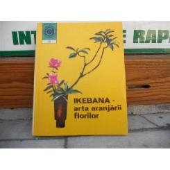 Ikebana arta aranjarii florilor , Laura Sigarteu Petrina