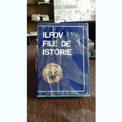 ILFOV -  FILE DE ISTORIE - VIRGIL VRABIE