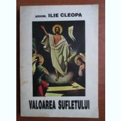 Ilie Cleopa - Valoarea sufletului