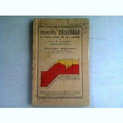 I.M.Georgescu / PRINCIPII ORIGINALE IN MUZICA VOCALA