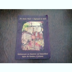 IMPREUNA LA MASA. RETETE DIN ROMANIA SI GERMANIA  EDITIE BILINGVA ROMANA/GERMANA