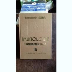 IMUNOLOGIE FUNDAMENTALA - CONSTANTIN BARA