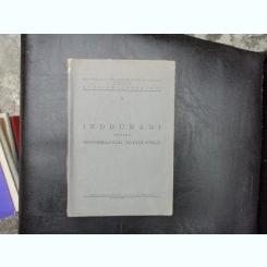 Indrumar pentru monografiile sociologice - D. Gusti si Traian Herseni