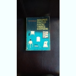 INDRUMARI PRACTICE PENTRU TINERE GOSPODINE - ELENA M. HEROVANU