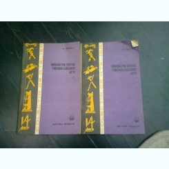 INDRUMATOR PENTRU TINICHIGII-CAROSIERI AUTO - H. FREIFELD  2 VOLUME