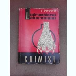 INDRUMATORUL LABORANTULUI CHIMIST - E. PINCOVSCHI