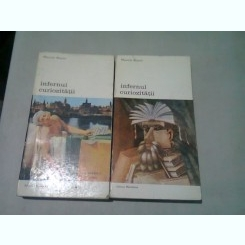 INFERNUL CURIOZITATII - MAURICE RHEIMS    2 VOLUME