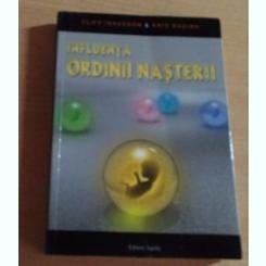 INFLUENTA ORDINII NASTERII - CLIFF ISAACSON, KRIS RADISH