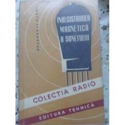 INREGISTRAREA MAGNETICA A SUNETULUI - HECKENAST GABOR