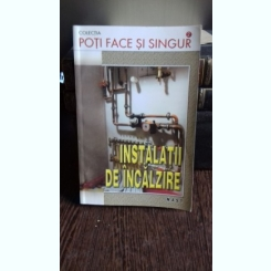 INSTALATII DE INCALZIRE