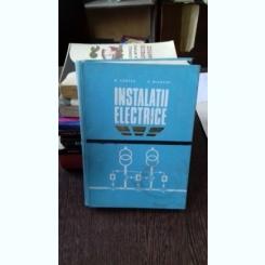 INSTALATII ELECTRICE-O. CENTEA -C. BIANCHI
